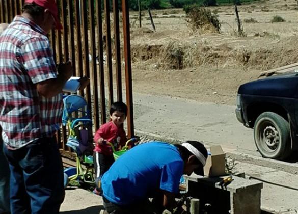 Medidores instalados en Comité Los Maquis – Cuenca – Rigolemu
