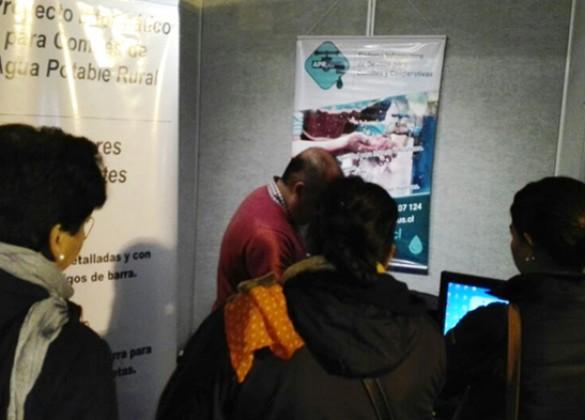 Éxito del Medidor en Feria Tecnológica APR