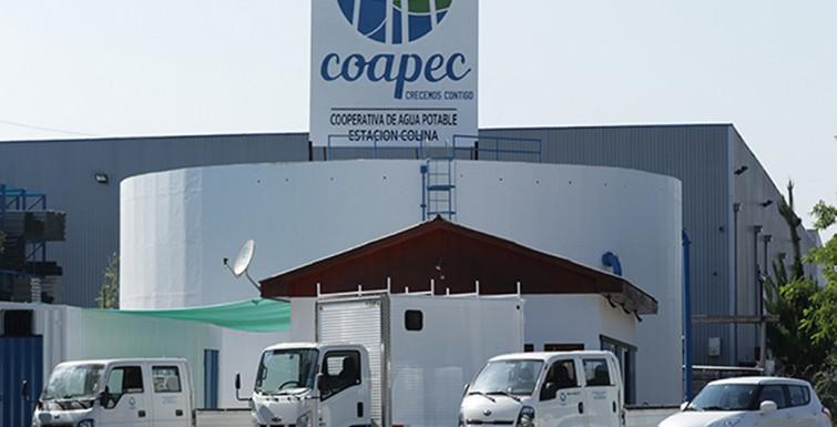 Medidores Instalados en APR Estación Colina