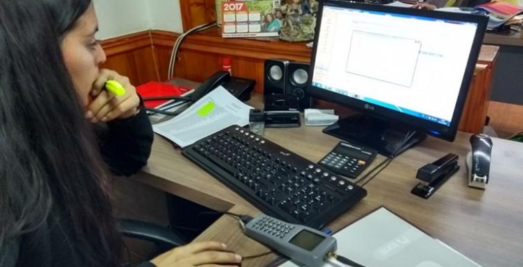Capacitación en Comité APR Estación Colina – Lampa
