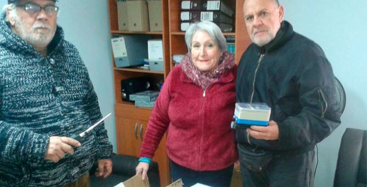 Entrega de Medidores Inteligentes – Comité APR San Luis – Santa Filomena