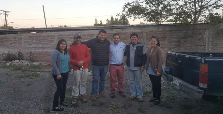 Reunión con nuestros amigos de APR Auquinco