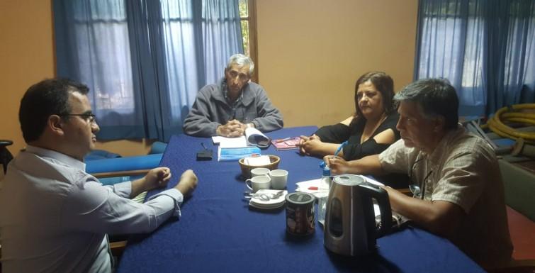 Reunión Comité APR Isla del Guindo