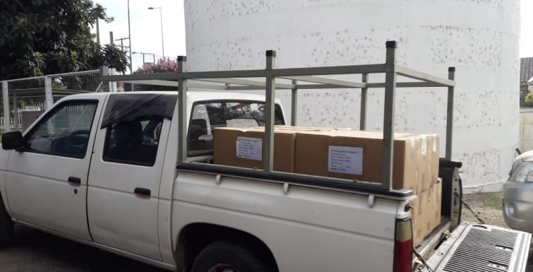 Entrega de Medidores Inteligentes a «Cooperativa de APR San José de Cunaco – Nancagua».