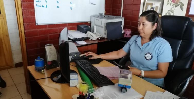 Capacitación de Software a «Comité APR Batuco-Santa Sara de Lampa».