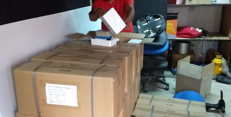 Entrega de Medidores Inteligentes a «Comité APR Batuco-Santa Sara de Lampa»