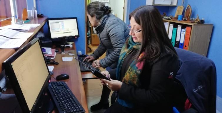 Capacitación Medidores Inteligentes Digitales – Pueblo de Indios – San Vicente de T.T.