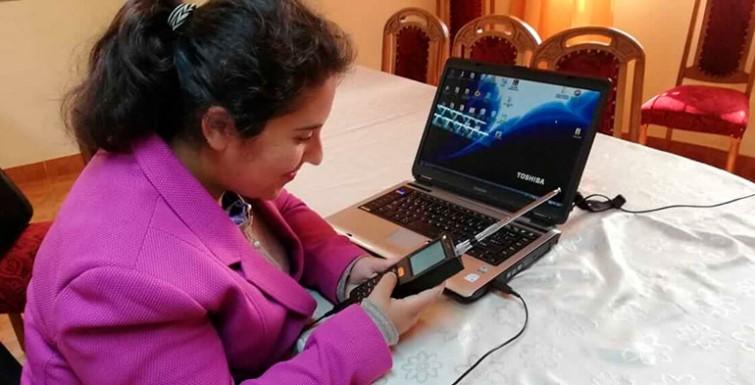 Entrega de Medidores y Capacitación a Cooperativa «Rapel» de Navidad