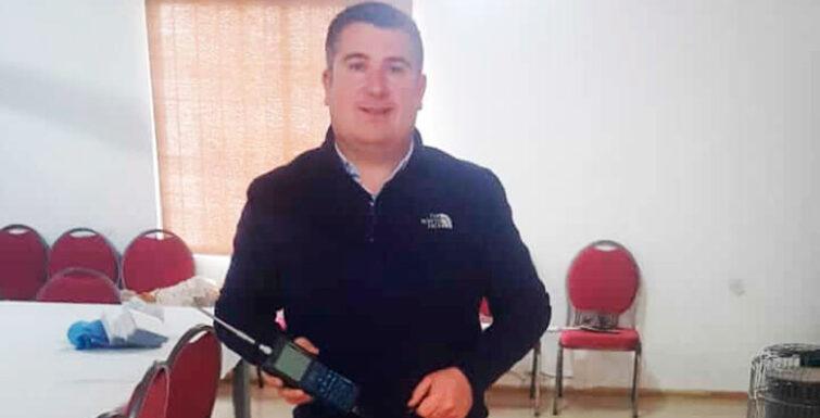 Entrega de Medidores en Comité APR San Juan la Sierra – Chimbarongo