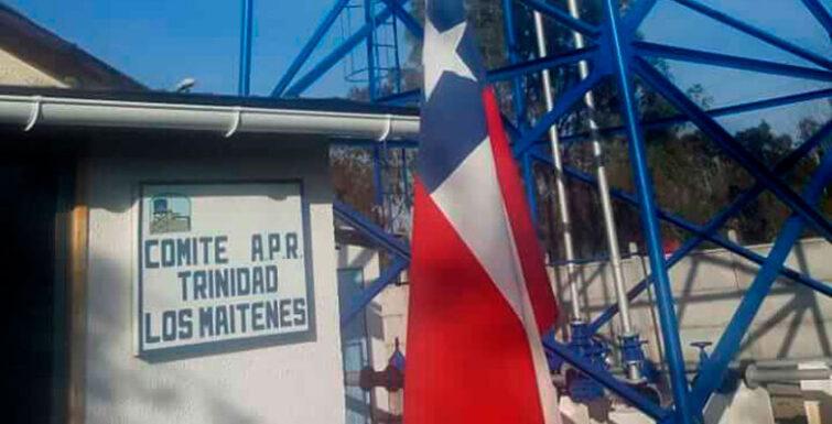 Entrega de Medidores Inteligentes en Comité Apr «Trinidad, Los Maitenes» – Marchigüe