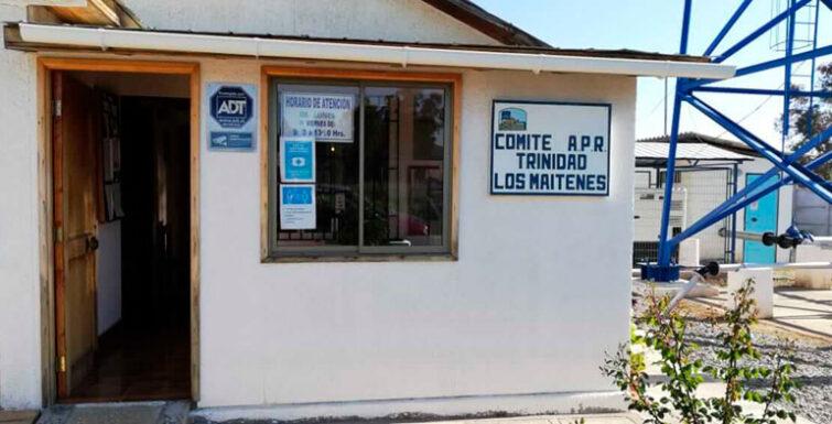 Capacitación en Comité APR «Trinidad, Los Maitenes» – Marchigüe