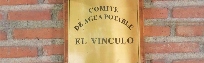 """Comité de Agua Potable Rural """"El Vínculo"""" - Paine"""