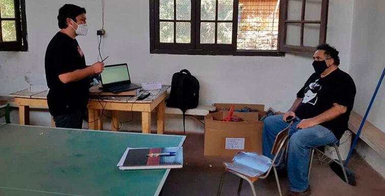 Capacitación en Comité APR «Monte Las Mercedes» – Isla de Maipo