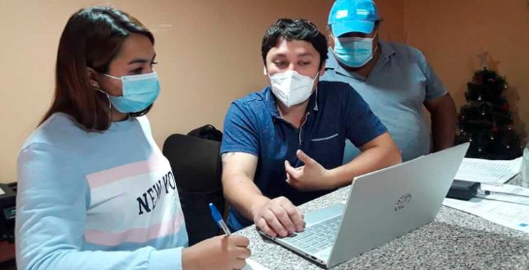 Capacitación en Comité APR «San Antonio de Naltagua» – Isla de Maipo