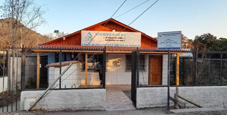 Entrega de Plataforma: «Software Gestión APR» a Comité San José de Peñuelas